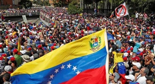 Óbitos foram registrados em Caracas e em outros cinco estados do país