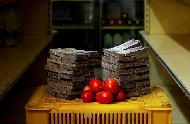 Também o tomate é caro diante do poder aquisitivo da população. O kg custa 5,000,000 ou 0,76 dólares (R$ 2,96)