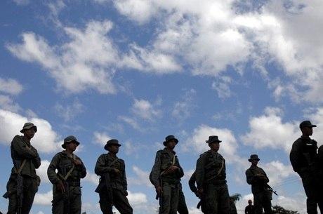Grupo armada preparou emboscada a exército