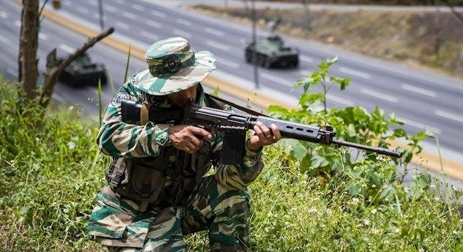 Venezuela faz os primeiros exercícios militares de 2020 contra supostas ameaças