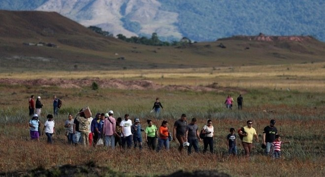 Só em 2018, 248 mil venezuelanos pediram refúgio em outros países
