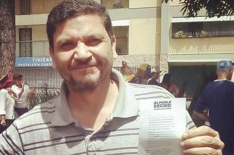 Camejo se tornou solicitante de refúgio no Brasil