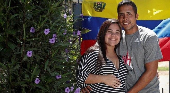 Reinaldo caminhou 5 mil km para reencontrar Fabiola