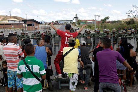 Fronteira entre Brasil e Venezuela está fechada