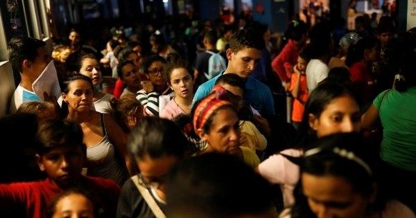 Com impulso de venezuelanos, aumentam pedidos de asilo na UE