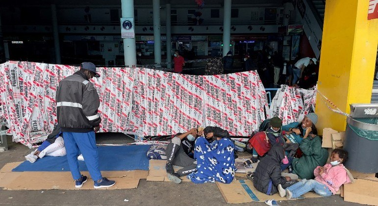 Pandemia de Covid-19 acentuou crise econômica na Venezuela