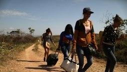 Em todo mundo, 70,8 milhões de pessoas tiveram que deixar suas casas, diz ONU (REUTERS/Pilar Olivares/12.04.2018)