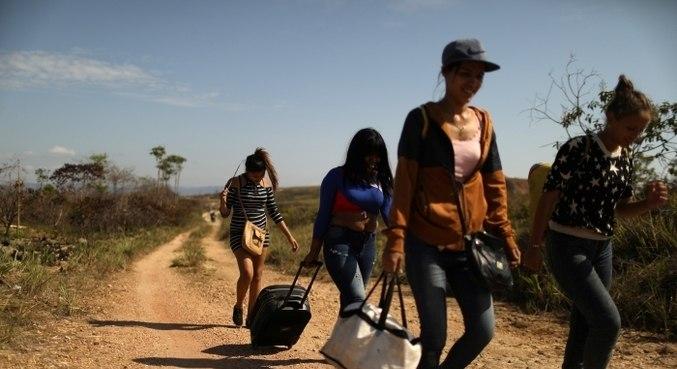Principais nacionalidades do estudo são venezuelana, haitiana e colombiana