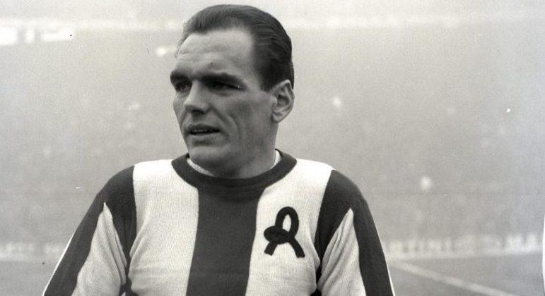 Luís Vinícius de Menezes, nos seus tempos de Lanerossi, anos 60