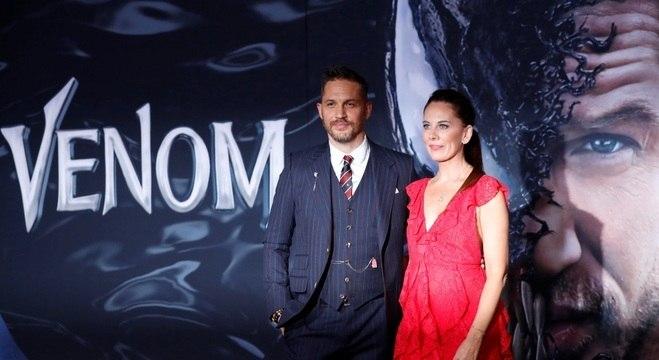 """A história de super-heróis """"Venom"""" arrecadou US$ 80 milhões"""