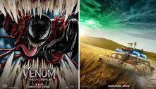 'Venom' e 'Ghostbusters' chegam aos cinemas neste semestre
