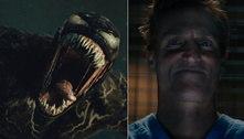 Venom enfrenta serial killer em trailer de 'Tempo de Carnificina'