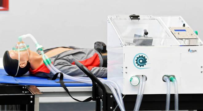 São Paulo receberá 300 respiradores do Ministério da Saúde