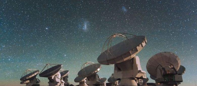 O indício de fosfina foi confirmado pelo telescópio Atacama, no Chile