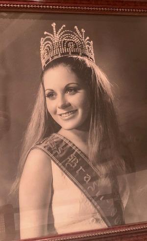 Vera Fischer foi Miss Brasil 1969