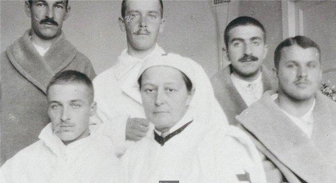 Vera Gedroits era uma mulher muito à frente de seu tempo - mas sua história é pouco conhecida