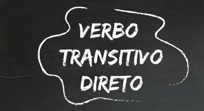 Verbo transitivo: O que é, quais as regras e importância do estudo