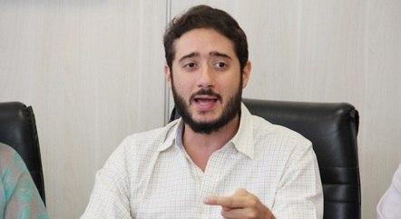 Gabriel Azevedo preside CPI na Câmara de BH