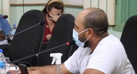 Vídeo da reunião viralizou nas redes sociais