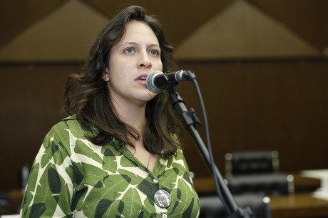 Vereadora participava de uma manifestação em BH