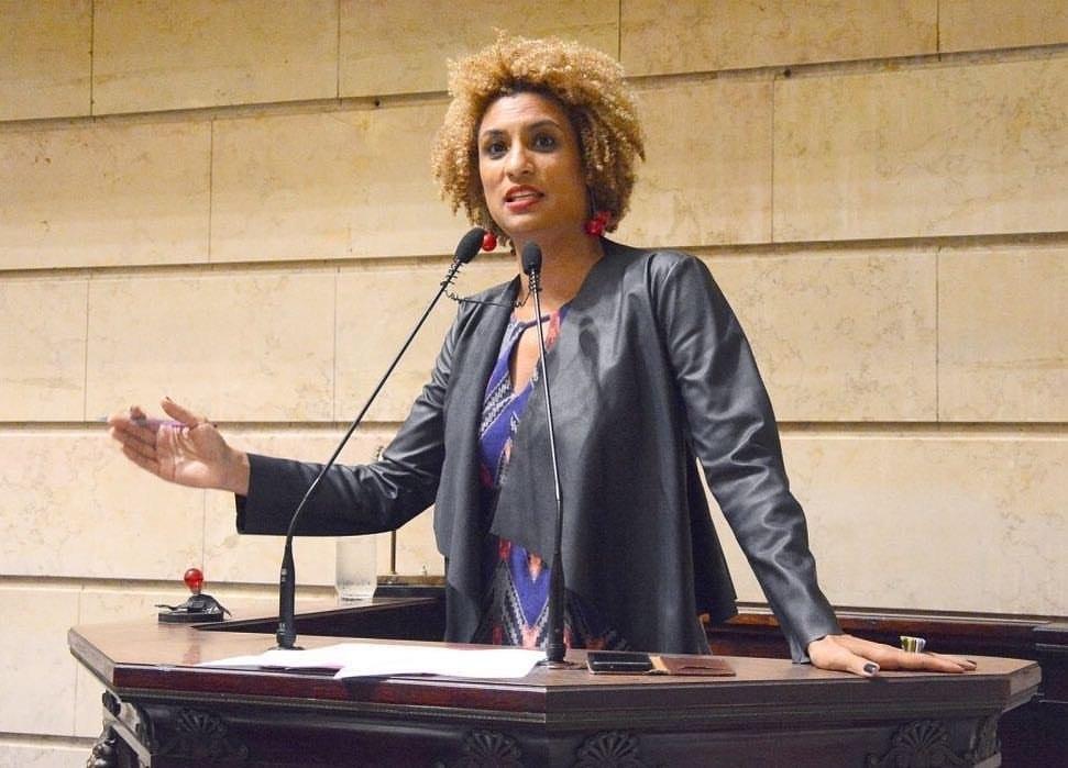 Crivella lamenta assassinato de vereadora Marielle Franco