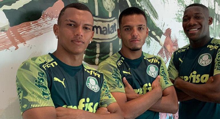 Veron, Menino e Patrick de Paula também esperam ofertas. Mas clube cobra caro