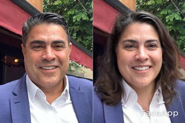 Versão feminina de Sette Câmara, atual presidente do Atlético-MG