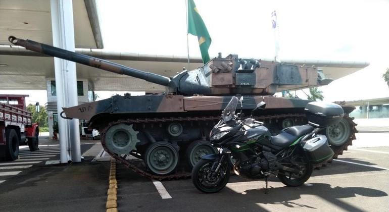 Kawasaki Versys 650 Tourer é um tanque de guerra. Sua fama é de inquebrável