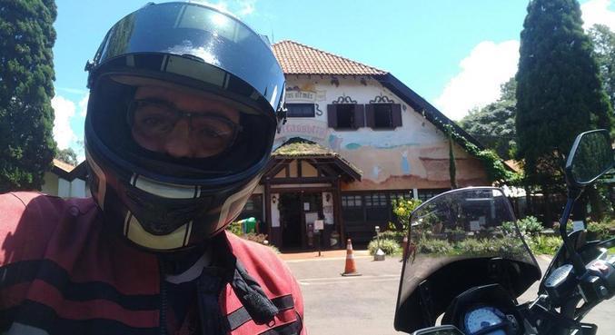 Além da viagem para interior de São Paulo, fiz um bate e volta de 300km para Londrina sem necessidade de abastecimento