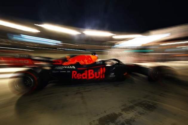 Verstappen ainda sonha com o vice-campeonato.
