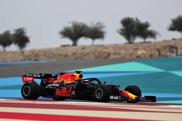 Verstappen ainda sonha com o vice-campeonato mundial.