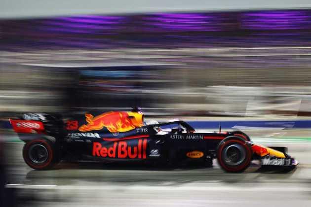 Verstappen está forte na briga pelo vice-campeonato.