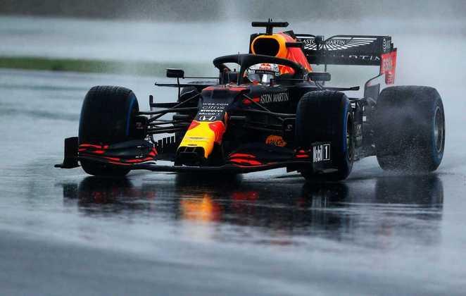 Verstappen liderou todos os treinos livres e as primeiras partes da classificação.