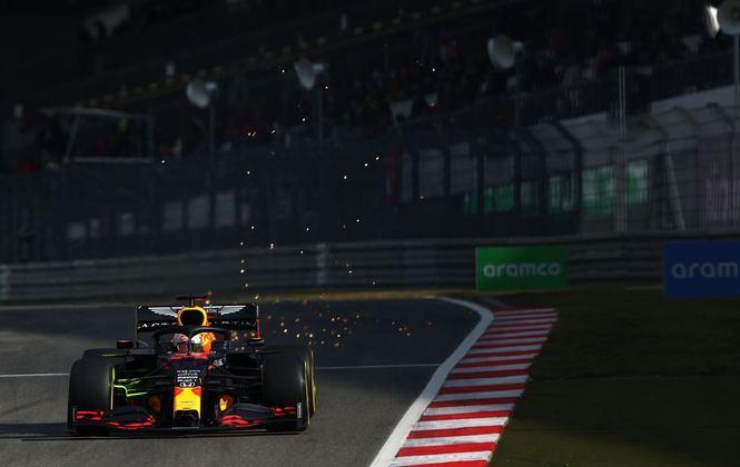 Verstappen não vence desde o GP dos 70 Anos, disputado em Silverstone