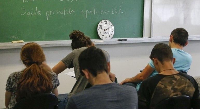 Estudantes têm até esta quinta-feira (7) para fazer a inscrição para o vestibular da Unesp
