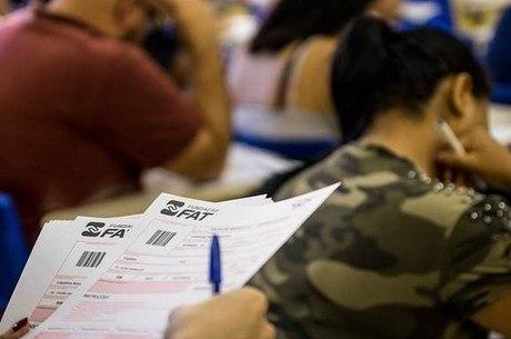Estudantes têm até segunda para pedir isenção de taxa