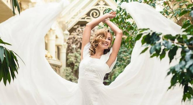Vestido de noiva simples- Como eles são + modelos para se inspirar