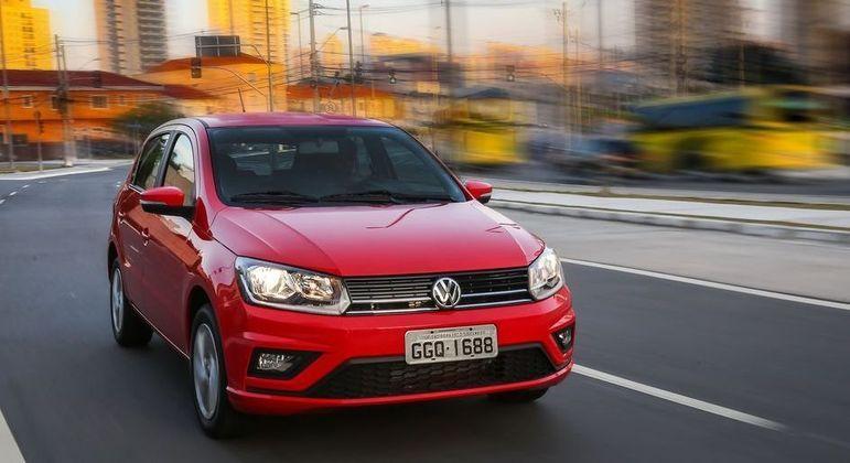 Volkswagen já vendeu 36.972 unidades do Gol neste ano