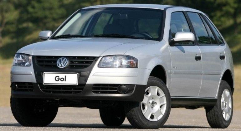 Volkswagen Gol teve mais de 81 mil unidades compradas