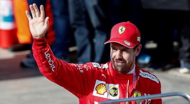 Vettel corre pela Ferrari só até o fim de 2020