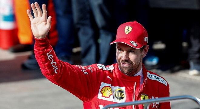 Vettel vai deixar a Ferrari no final de 2020