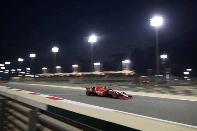 Vettel tem quatro vitórias no Bahrein.