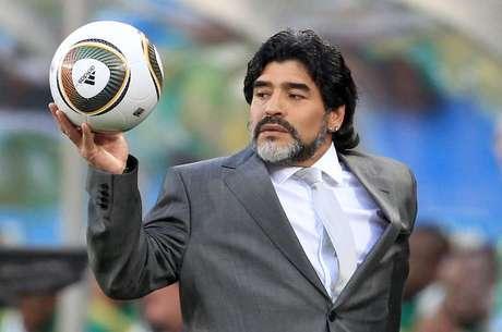 Diego Maradona morreu nesta quarta (25) aos 60 anos