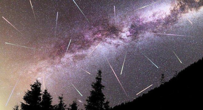 Você conhece as chuvas de meteoros que compõem o calendário espacial? Ainda dá tempo de tentar ver uma delas: a Geminídeas