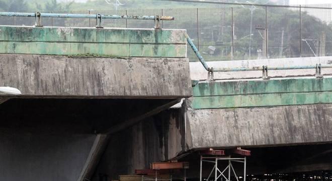 Obra foi feita por contrato emergencial com custo total de R$ 26,5 milhões