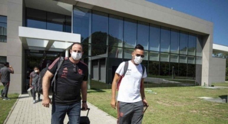 Viagem Flamengo