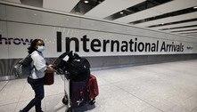 Covid: Reino Unido relaxa condições de viagem para pessoas vacinadas