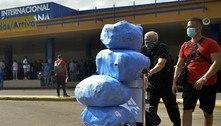 Cuba autoriza que viajantes tragam remédios e alimentos sem taxas