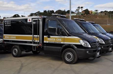 Ex-delegado foi preso em São Joaquim de Bicas (MG)