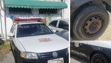 Falta de viatura impede ação policial em Embu das Artes (SP)